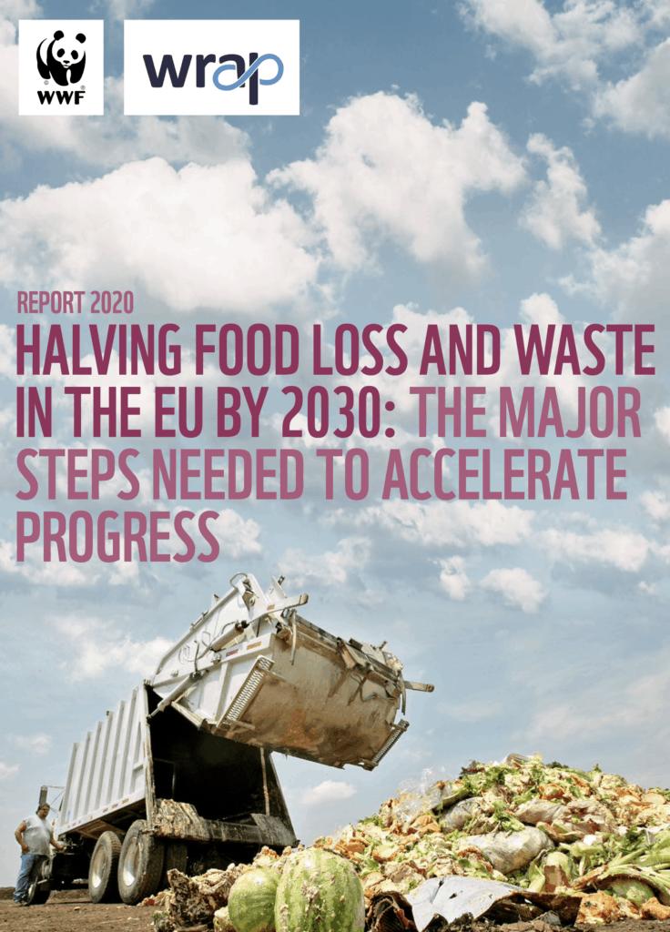 WRAP - Halving Food Waste